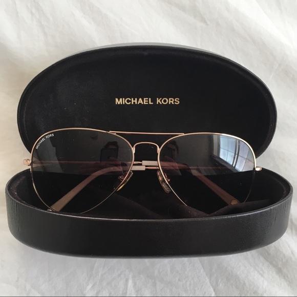 eb36f235a64e Michael Kors Kennedy Aviator Sunglasses. M_5ab816f3a825a6b8f8307264